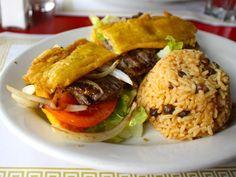Comida tipica de Puerto Rico