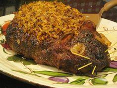 Rat meatloaf!