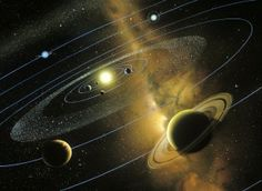 WATCH: This Is Why The Solar System Is Flat