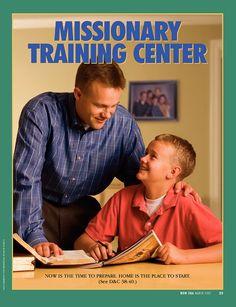 Missionary Work.  #Mormonad #LDS #Mormon