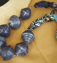 ugandan paper beads - Google Search