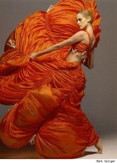 Norma Kamali by Mark Seliger #Norma_Kamali #Mark_Seliger #Fashion #Photography