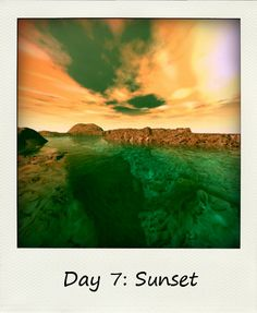 Library Girl Reads & Reviews: Sunset on the Lake #BlogFlash2012 Day 7