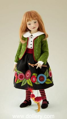 Maggie Iacono Collectible Dolls