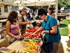Garden Road Tripping, Volume 7  Cowtown Farmers Market—Downtown Fort Worth