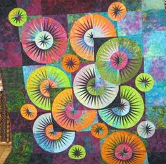 Raindrops ~ Quiltworx.com, made by Certified Shop, Tennessee Quilts