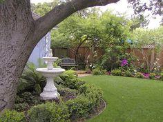 Secret Garden in  from HGTV