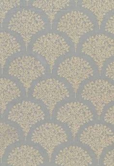 Hawthorn Embroidery Spa Fabric SKU - 63473
