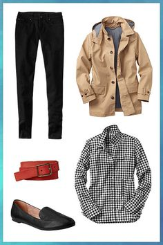4 adorable, basic outfits that are PERFECT for fall