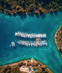 Croatia, Yacht Week.