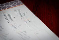 shopping list printable