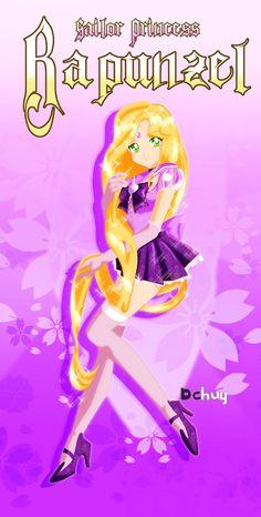 Sailor Rapunzel