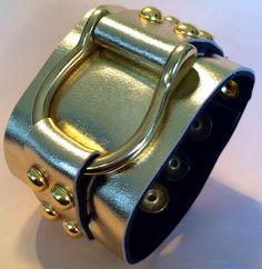 Joxasa gold hardware cuff