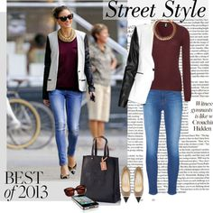 """Olivia Palermo's"" by vkmd on Polyvore"