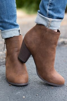 Hadley Ankle Boots