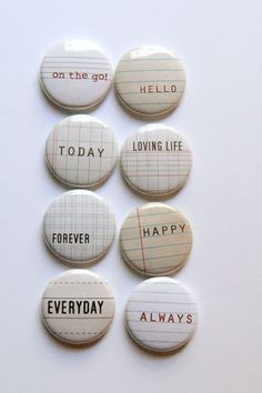 Word Flair by kidsmom1999 on Etsy, $6.00