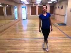 """Irish dance """"jumps"""""""