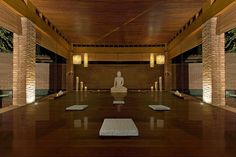 The Westin Sohna Resort & Spa—Sanctuary - The Yoga Room by Westin Hotels and Resorts, via Flickr