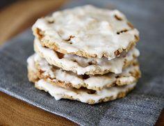 iced oatmeal cookies | Bake-Aholic