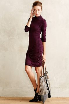 Damson Dress - anthropologie