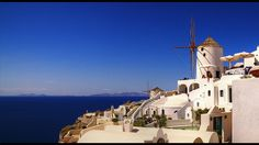 Windmill in Oia - Greece | Flickr - Photo Sharing!