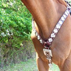 Bling Cross Horse Tack