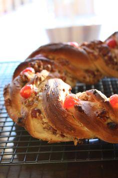 My First Rosca de Reyes