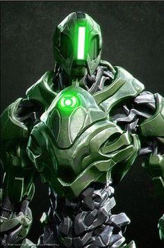 Eye-Popping New Concept Art from Avengers, Green Lantern and X-Men: First Class!