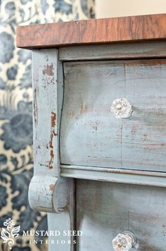 milk paint by Mustard See
