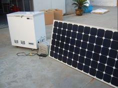 Off-Grid Refrigeration