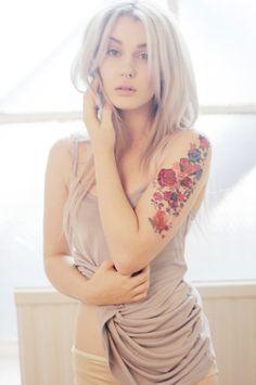 #tattoo #tattoos #tattooed #hottie #pulchritudinous #tattooing #beautiful http://gencopeptidesdotcom.tumblr.com/