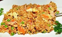 Really Good Chinese-style Fried Rice (Gluten-Free)