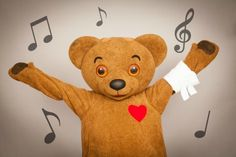 Do you know the Choco Bear song? Learn the lyrics and sing along.