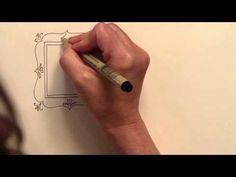Joanne Fink's Zenspirations - borders & frames video