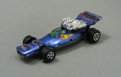 Vintage Johnny Lightning Wild Winner in Blue $39