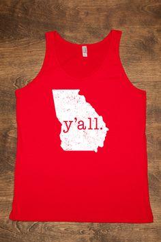 Georgia Y'all Shirt
