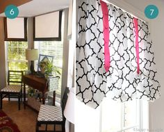 10 DIY Window Treatments That Work In Any Kitchen