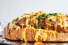 Tasty Kitchen Blog Cheddar Tailgating Bread by Ree Drummond / The Pioneer Woman, via Flickr