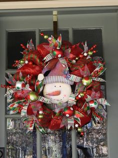 Kristen's Creations--this woman does the most amazing wreaths.