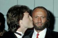 Andy Gibb & Maurice Gibb