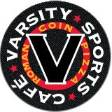 Varsity Sports Cafe and Roman Coin Pizza, 4900 Dodge St., is a great place to grab dinner. Right off of Dodge St. just 10 blocks east of campus, you can grab some of the area's best pizza - better yet, split it with friends. Find out more at http://www.varsityomaha.com