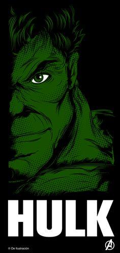 The Avengers Illustrations