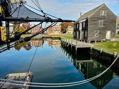 Salem Maritime Histo