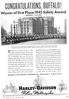 Buffalo Police Motorcycle Squad