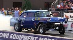 2013 Night Under Fire Ohio Outlaw AA/Gassers Crook Kasicki Hale Pirrone Spotts Nostalgia Drag Racing