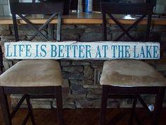 Sign on Old Barnwood