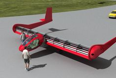 First manned FanWing aircraft planned for 2013