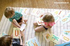 alphabet sewing card printables   the handmade home