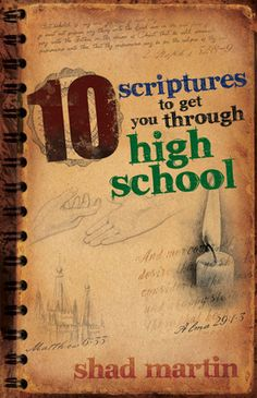 10 Scriptures to Get You Through High School idea, god, church, schools, high school, faith, inspir, 10 scriptur, lds