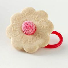 Baby Pacifier Favors Recipe - cute as well as extremely easy